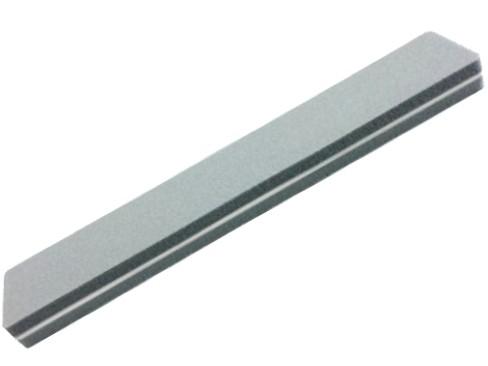 Bufferfeile grau 100/180