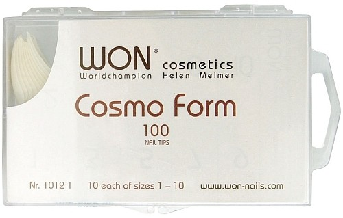 Cosmo Form Tips  100 St.