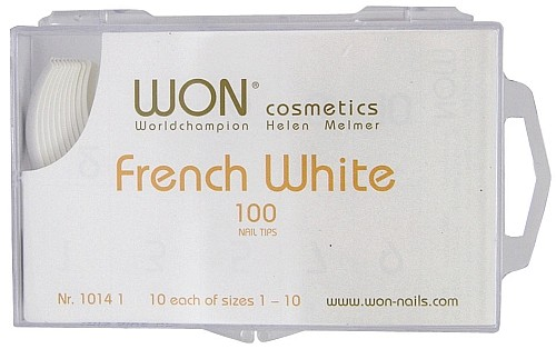 French White Tips  100 St.