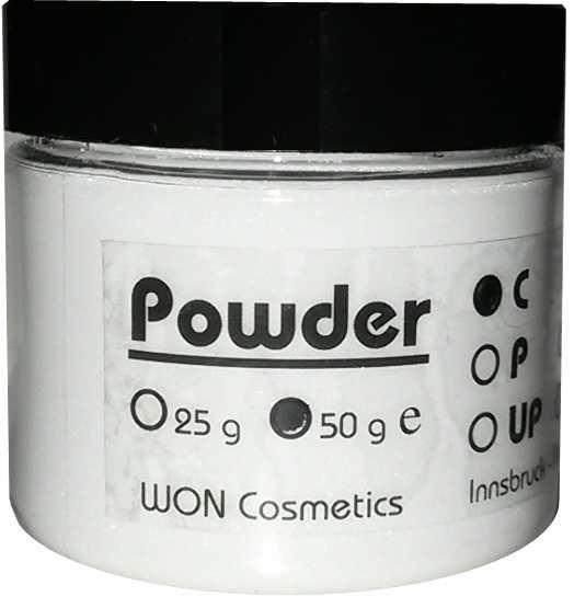 Powder clear 50 g