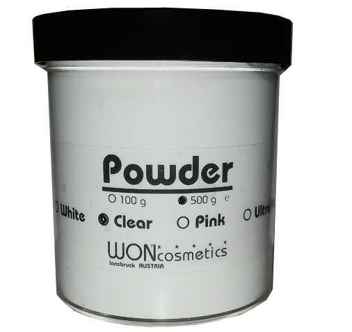 Powder clear 500 g