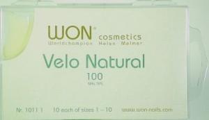 Velo Natural Tips  100 St.