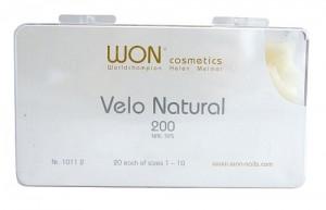 Velo Natural Tips 200 St.